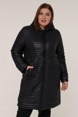Женская весенне-осенняя куртка 18820 Черный