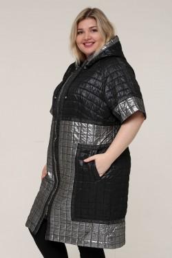 Женская зимняя куртка 61694 Черный