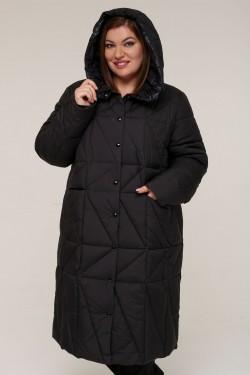 Женская зимняя куртка 20606 Черный