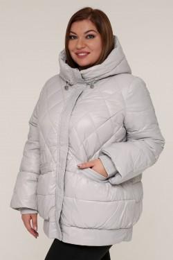 Женская зимняя куртка 20332 Серый