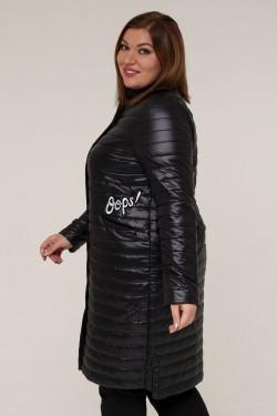 Женская весенняя куртка 16889 Черный