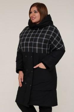 Женская зимняя куртка А 102-2 Черный