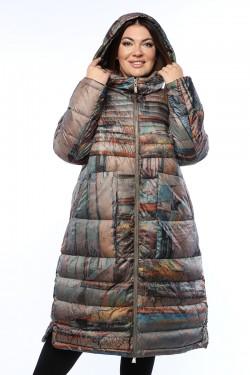 Женское пальто, 16956, Пикассо