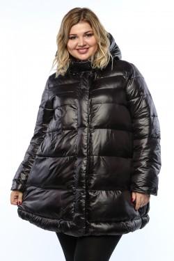 Женское пальто, 19818, Черный
