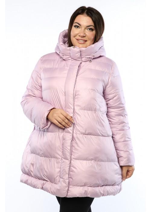 Женское пальто, 19818, Сирень