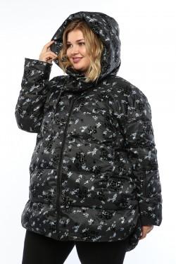 Женское пальто, 19980, Черный