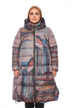Женская куртка, арт. 16936-1, гусиный пух