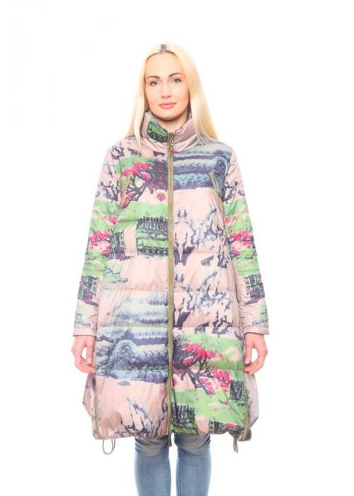 Женская куртка, арт. 16917, гусиный пух