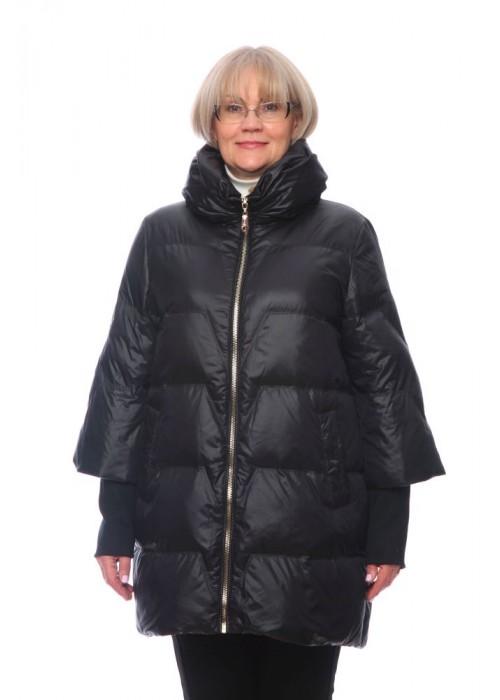 Женская куртка, арт. 1636-2, гусиный пух