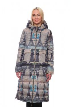 Женская куртка, арт. 16956-2, гусиный пух