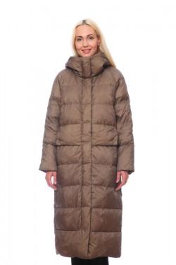 Женская куртка, арт. 17069-2, гусиный пух