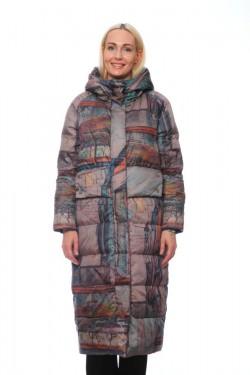 Женская куртка, арт. 17069-3, гусиный пух