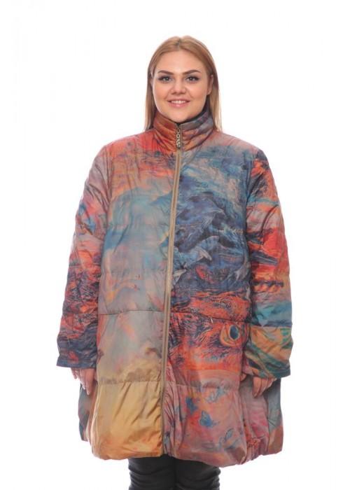 Женская куртка, арт. 16902-2, гусиный пух