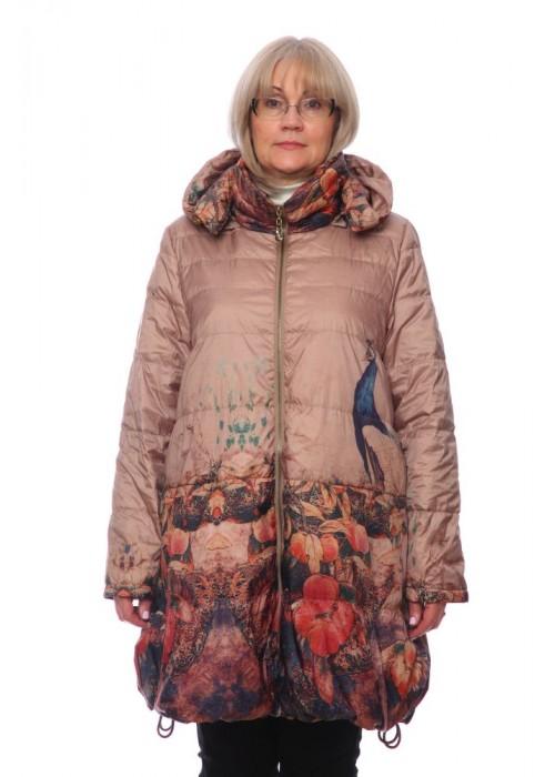 Женская куртка, арт. 16902-3, гусиный пух