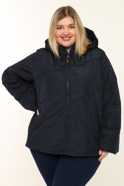 Женская куртка весенне-осенняя 211-13 Синий