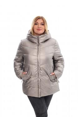 Женское пальто осень-зима 21508 Капучино