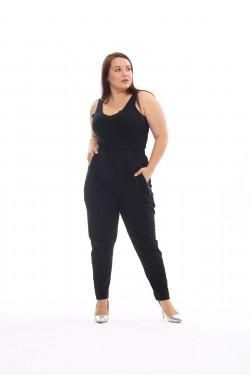 Женские брюки 7190 Черный