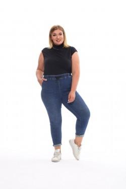 Женские джинсы 9350 Синий
