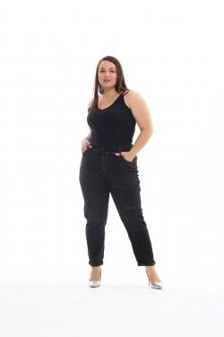 Женские джинсы 9187 Черный